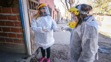 Coronavirus en Rosario: récord de 7 casos, más 2 en Granadero Baigorria