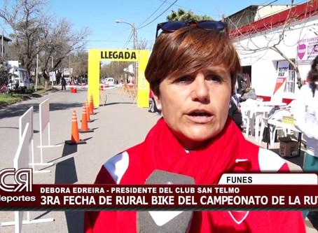 Entrevista con Débora Carla Edreira.