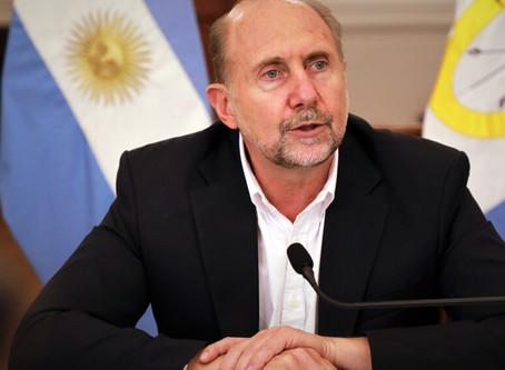 """Coronavirus: Perotti anunció el """"cierre de todas las actividades desde las 19.30"""" en el Gran Rosario"""