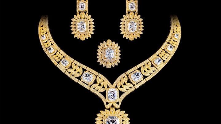 Egyptian Princess Four Piece Set