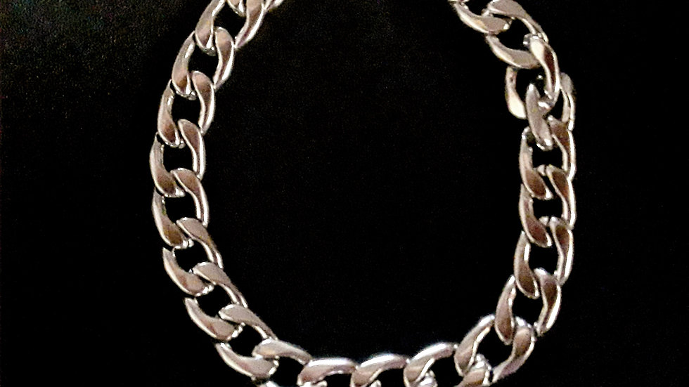 Three One Link Bracelet