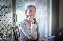 Photo of Author Hayley Morton