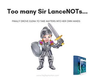Lancelot or LanceNOT?