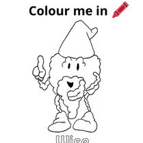 Colour-in Wise ThinkBeing (Preschool-yr3)