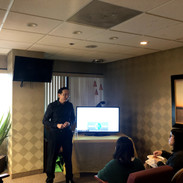 Our OC Seminar Series with Dr. Joon Kim.
