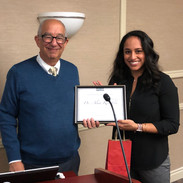 Thank you, Dr. Rothfeld! Certificate of Appreciation