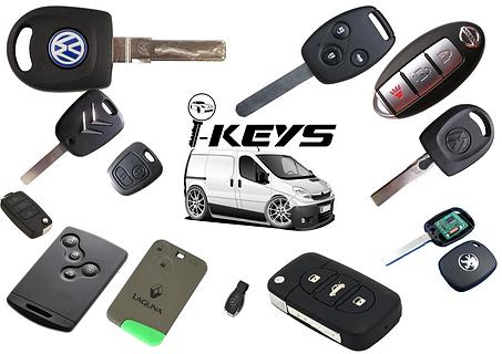 ou faire une clé de voiture lyon avec télécommande