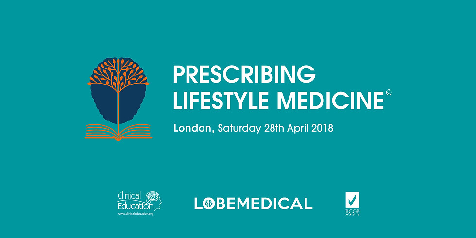 Prescribing Lifestyle Medicine Course - April