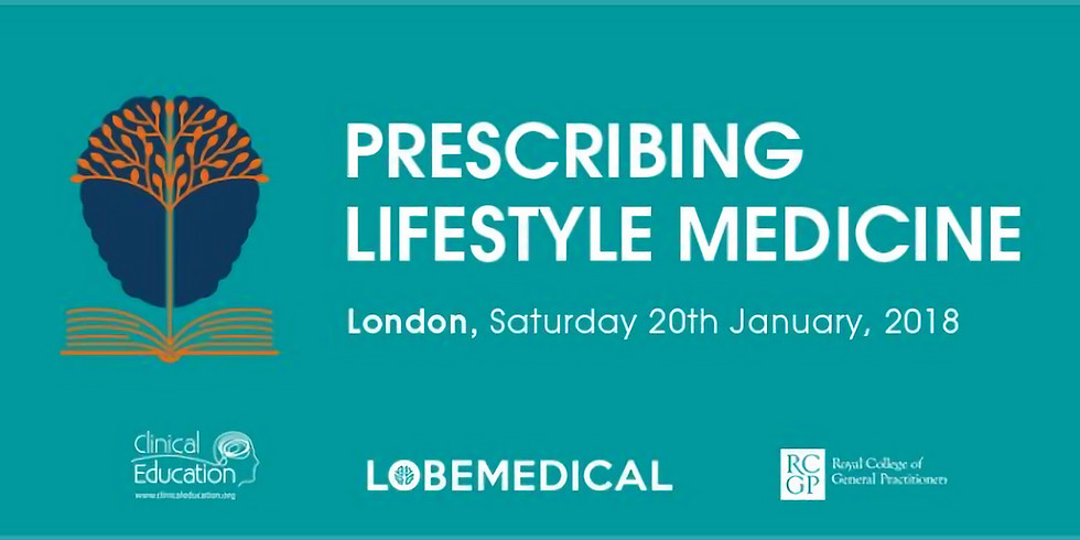 Prescribing Lifestyle Medicine Course