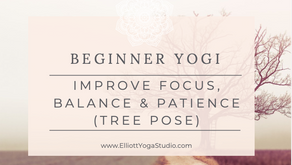 Beginner Yogi - Improve Focus, balance & Patience (Tree Pose)