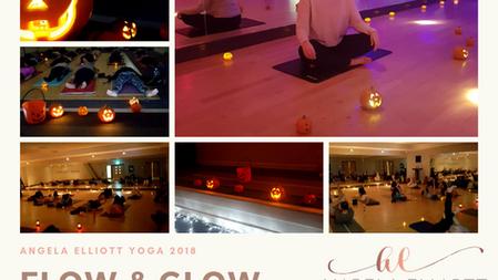Winner of 2018 Flow & Glow yoga classes