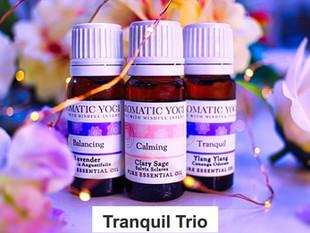 Be my Valentine - Tranquil Trio