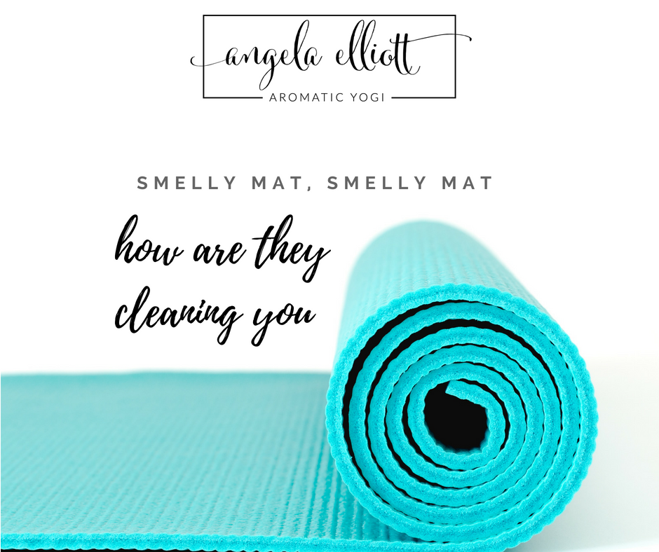 Clean your yoga mat regularly