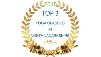 Best Yoga classes in North Lanarkshire