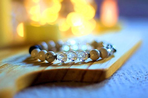 Health & Happiness Mala Bracelet