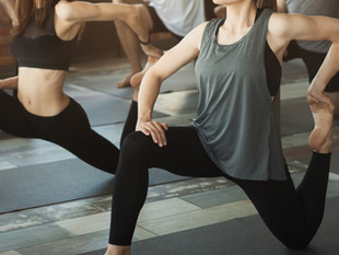 Yoga pose you'll love.....SETUBANDHA SARVANGASANA