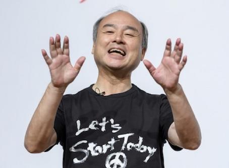 Masayoshi Son's Gamble - Vision Fund