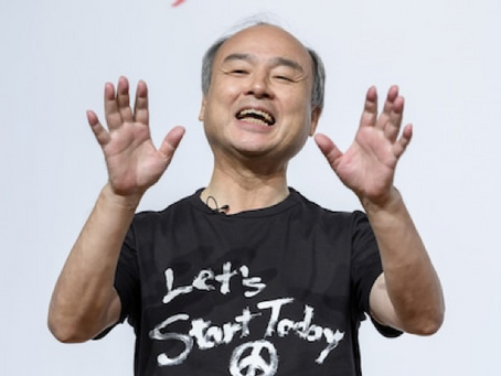 Masayoshi Son's Gamble - Vision Fund