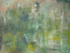 Autunno lombardo, 1957, olio su tela, 89 x 116 cm