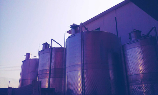 Οινοποίηση σε ανοξείδωτες δεξαμενές με ελεγχόμενη θερμοκρασία καθ'όλη τη διάρκεια της αλκοολικής ζύμωσης.