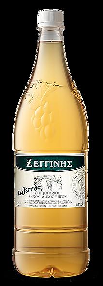Λευκο Κρασι ΠΕΤ φιάλη