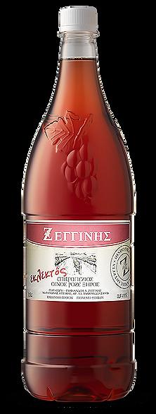 Ροζε Κρασι ΠΕΤ φιάλη