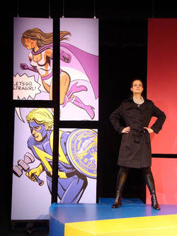 Supergirls! (Petefish-Schrag)