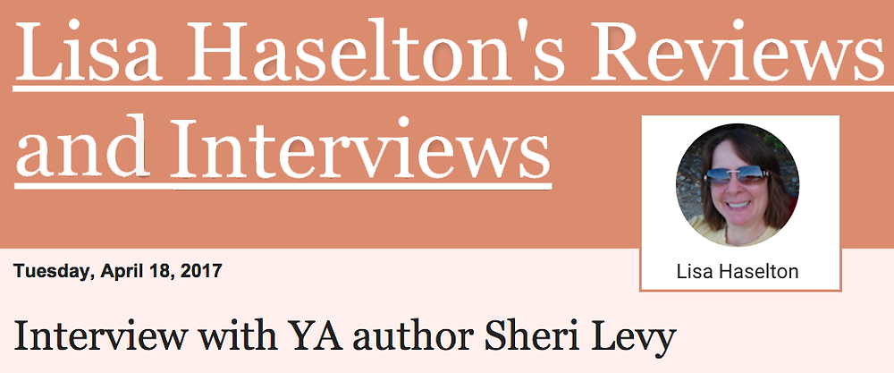Lisa Hazleton Reviews and Interviews Sheri Levy