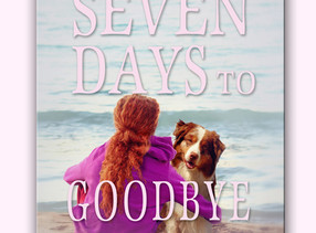 """Congratulations Sheri S. Levy! """"Seven Days to Goodbye"""" is a 2017 Readers' Favorite Gol"""