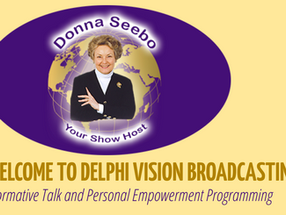 Listen to Sheri on the Donna Seebo Show