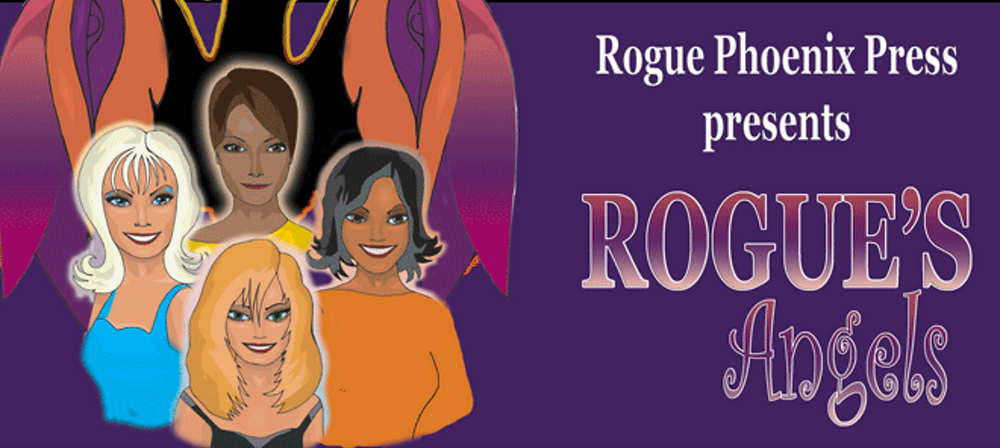 Rogue's Angels Interview with Sheri Levy on Seven Days to Goodbye