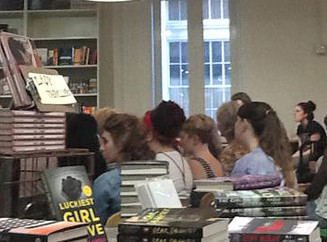 Sheri Levy Presents at New Local Bookstore