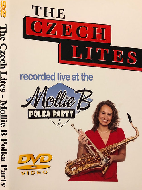 The Czech Lites with Mollie B DVD