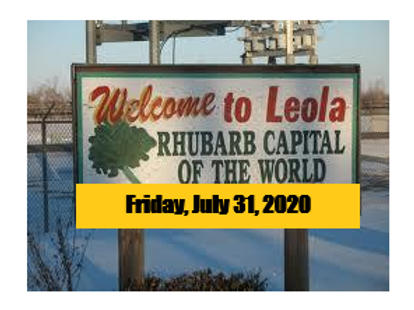 TICKET: Saturday, June 26, 2021 - Leola, SD - SqueezeBox Dance WILL CALL