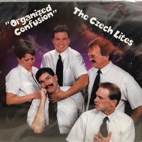 """CD: The Czech Lites: """"Organized Confusion"""""""