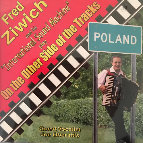 CD: Fred Ziwich: On the Other Side of the Tracks
