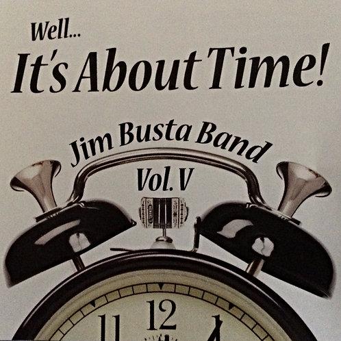 CD: Jim Busta Band Vol. 5 (2010)