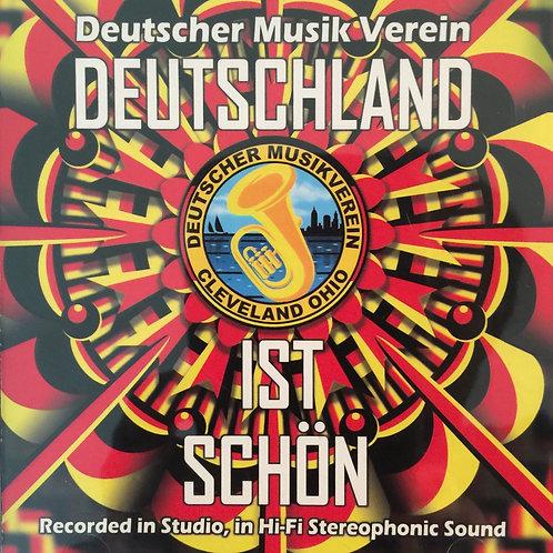 CD: Deutscher Musik Verein: Deutschland Ist Schön