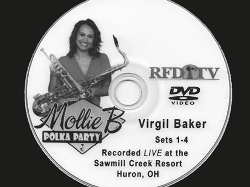 DVD: Virgil Baker & His Just For Fun Band