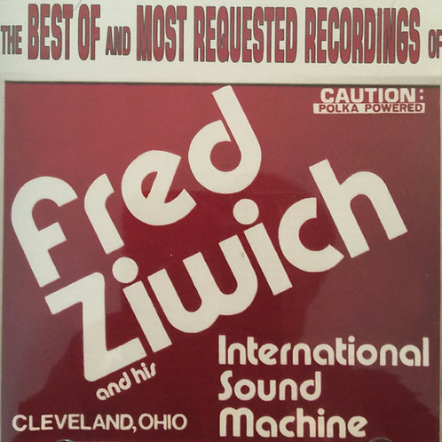 CD: Fred Ziwich: The Best of & Most Requested Recordings