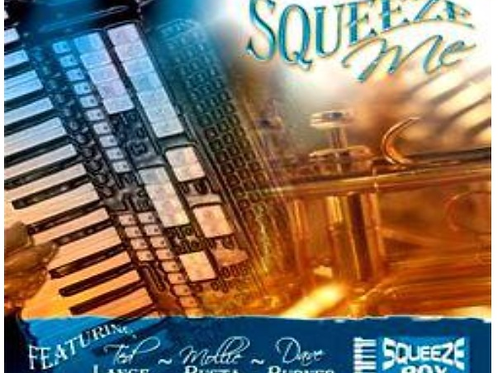 "SqueezeBox: ""Squeeze Me"" CD (2007)"