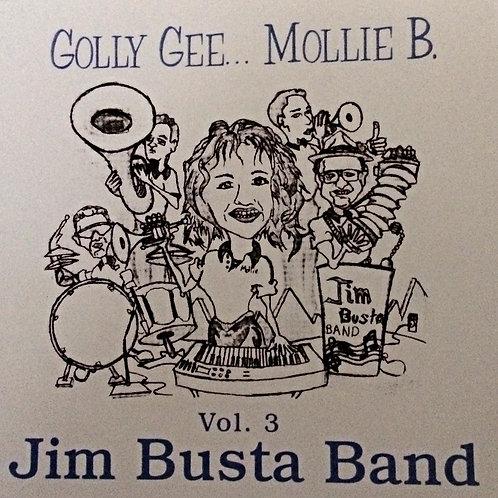 Jim Busta Band CD Vol. 3 (1997)