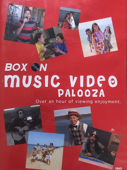 "DVD: Box On - ""Music Video Palooza"""