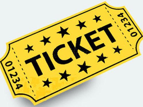 TICKET: Sun, Oct. 31, 2021 Rossville, KS - SqueezeBox Performance - WILL CALL