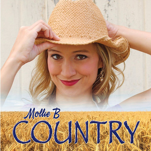 CD: Mollie B - Country