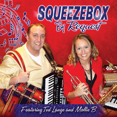 SqueezeBox by Request CD