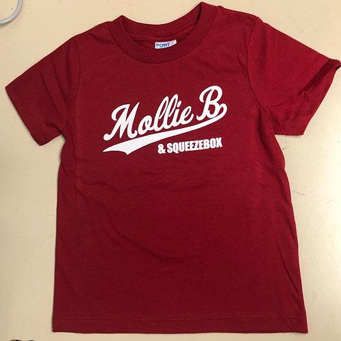 Toddler shirt: Mollie B & SQUEEZEBOX