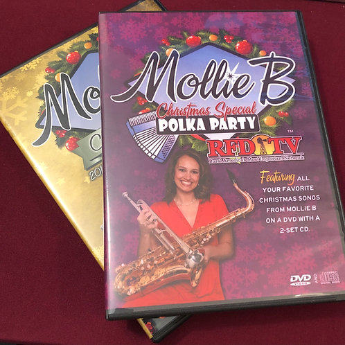 Special: 2 Christmas DVD/CD packs