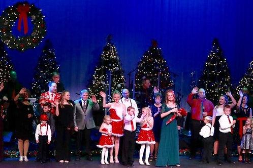 TICKET: Sat, Dec 4 - 6:00pm - Christmas - Reedsburg