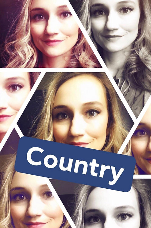 Pre-Order Country CD - 2020 release
